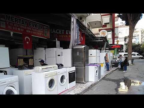 Где купить б/у мебель в Алании, район продаж Evkur