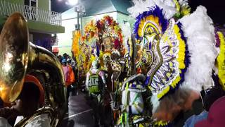 "Boxing Day Junkanoo 2014 - One Family ""Warriors"""