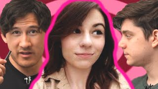 Funniest/Cutest Amy Moments In Unus Annus - Mark Ethan and Jacksepticeye