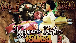 WYPRZEDAŻ GARAŻOWA W DOMU + urodziny dzieci ⌛ WYZWANIE DZIESIĘCIOLECI ⌛ #7 - The Sims 4