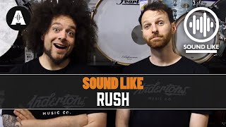 Sound Like Rush (Alex Lifeson) - Without Busting The Bank