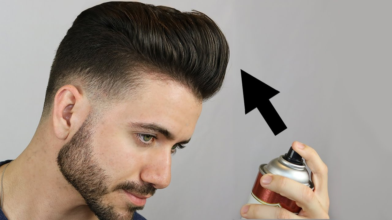 how to style hair men how to make your hair stay up all day s hair 1129 | maxresdefault
