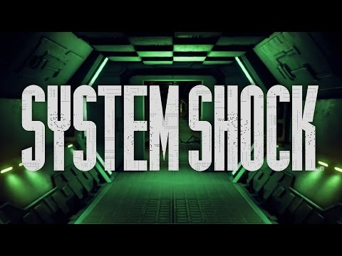 System Shock Unreal Pre-Alpha Trailer - Nightdive Studios