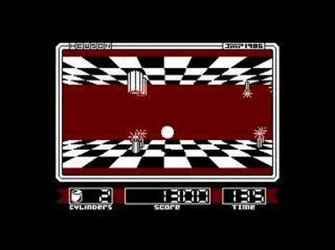 impossaball on the amstrad cpc youtube