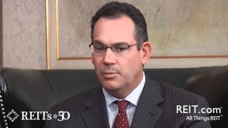 REITs@50: David Simon of Simon Property Group