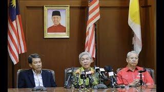 [LIVE] Sidang media selepas mesyuarat Biro Politik UMNO
