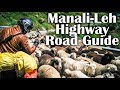 Manali Leh Ladakh Highway Road Guide | Places on Manali Leh Highway | Travel Tips