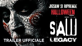 Saw: Legacy - Trailer italiano ufficiale [HD]