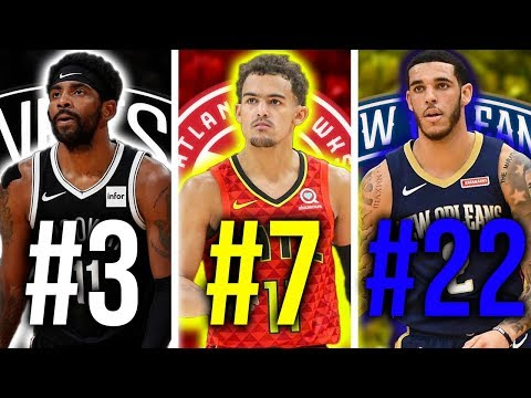 Ranking The Best Point Guard From Every NBA Team (2019-20)