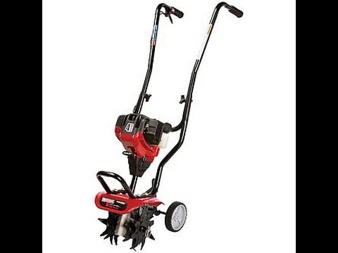 Craftsman 26cc Rototiller Repair