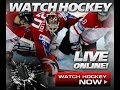 live Hockey 2016 Rogle vs Linkopings SWEDEN: SHL