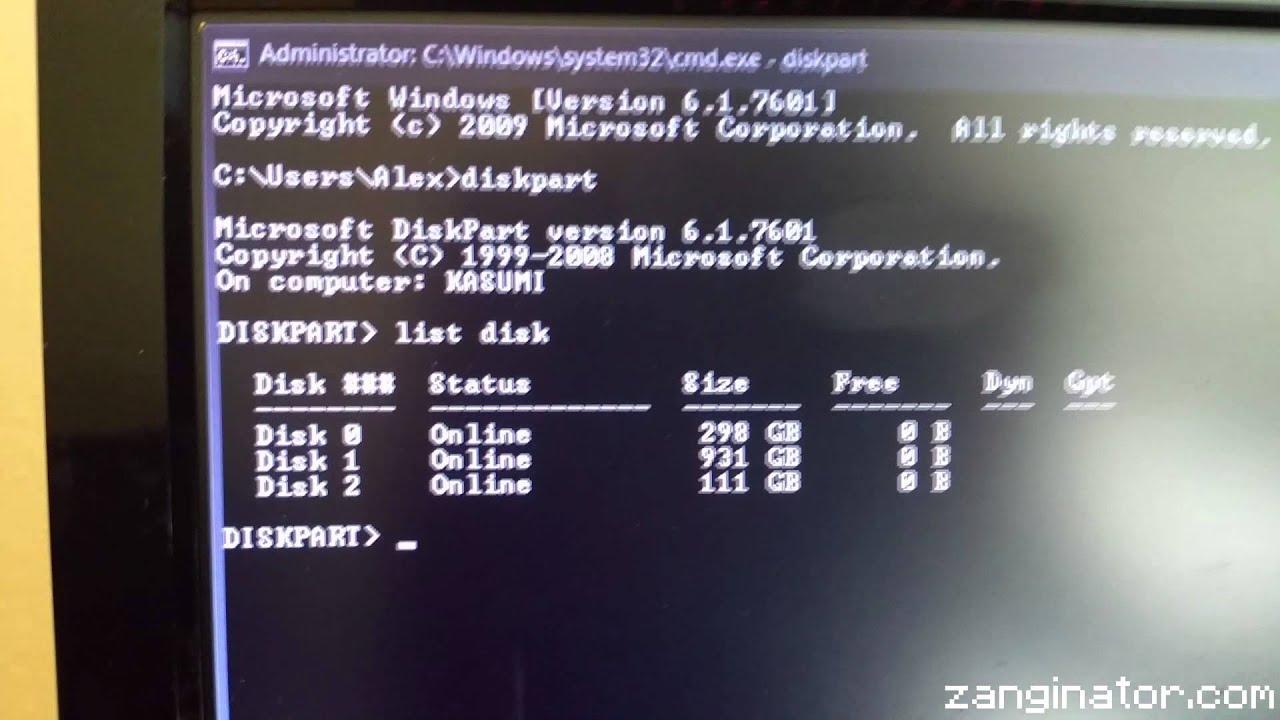 Cross Flashing the LSI 9240-8I
