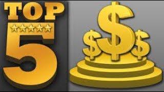 TOP 5 WAYS TO FILL YOUR POCKET WITH MONEY !! خمسة طرق لجني المال بسهولة