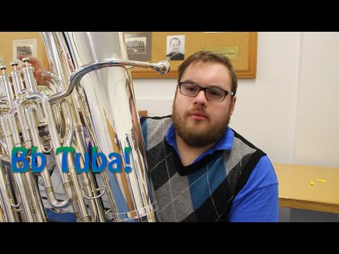 The Bb Tuba - Besson Sovereign BE994