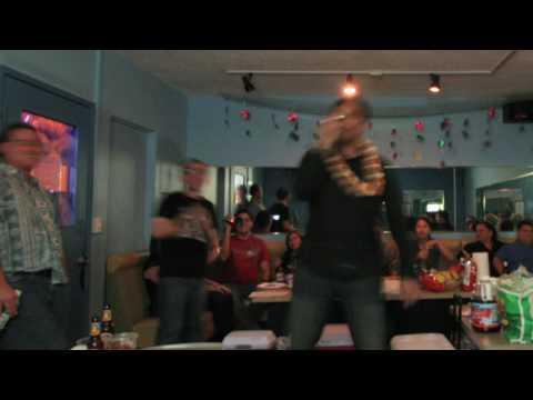 Jason Suapaia Karaoke Birthday Party Timelapse
