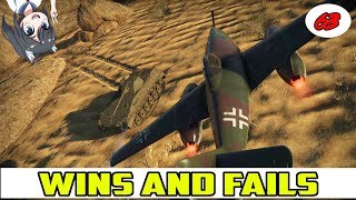 War Thunder: Wins 'n' Fails 63