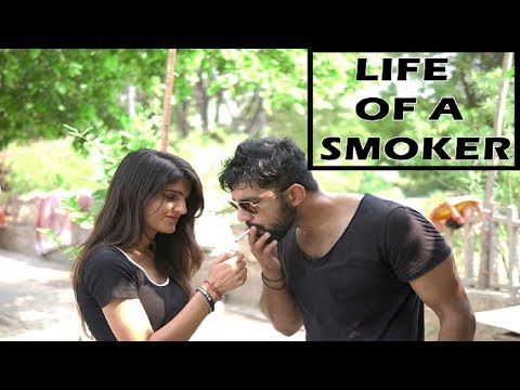 Life of a smoker | Idiotic Launda Ft Rahul Sehrawat
