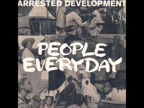 Arrested Development - People Everyday (Syfunk Remix)