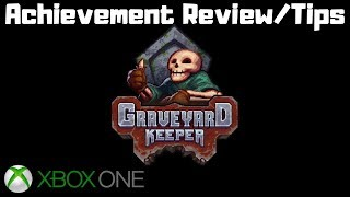 Graveyard Keeper (Xbox One) Achievement Review and Tips