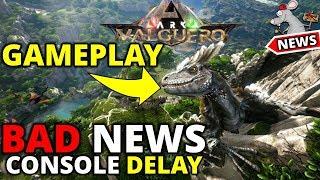 Valguero Console Release Delay - Exclusive DEINONYCHUS First Gameplay