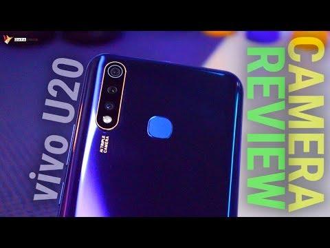vivo U20 Camera Review with Pros & COns | HINDI | Data Dock