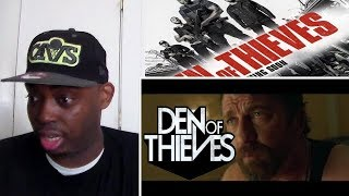 DEN OF THIEVES TRAILER REACTION!!!