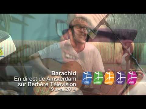 Barachid en direct de Amsterdam