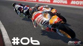 Let´s Play – MotoGP 14 - Part 06 – Abfahrt in Deutschland [HD] [Deutsch]