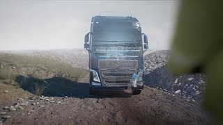 Volvo Trucks - Volvo Dynamic Steering with External Steering – Control the truck from outside