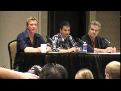 Karate Kid Panel   Motor City Comic Con May 15 x264
