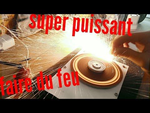Faire une ponceuse avec un disc dur !!!