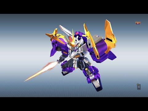 Silver Crown Theme (G-Unit) - SD Gundam G Generation Cross Rays OST