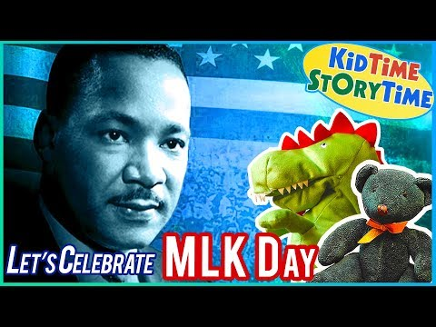 Let's Celebrate Martin Luther King, Jr. Day | Kids Books Read Aloud