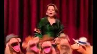 Renée Fleming @ The Muppets Show