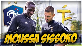JOUEUR PRO VS YOUTUBEUR (ft Moussa Sissoko)