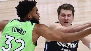 Dallas Mavericks vs Minnesota Timberwolves Full Game Highlights | December 4, 2019-20 NBA Season