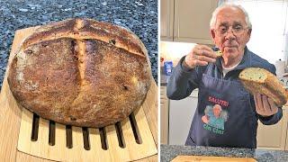 Olive Bread (Pane alle Olive Nere)