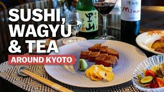 Sushi, Wagyu & Tea Around Kyoto | japan-guide.com