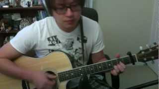 Solo guitar arrangement of Secret of My Heart. Going through the go...