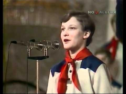 Большой Детский Хор. Сигнальщики-горнисты (1988).