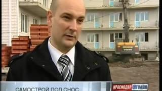 видео Борьба с незаконным строительством. Утро с Губернией. GuberniaTV