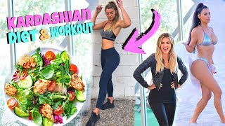 Trying The Kardashians Diet & Workouts for A Week!