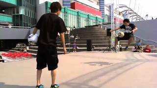 Freestyle Football - WFSLeague Japan Final 2011