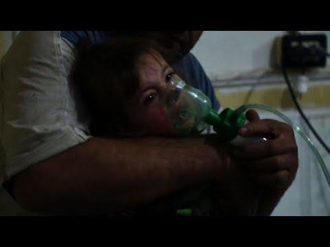 Governo sírio acusado de novo ataque químico
