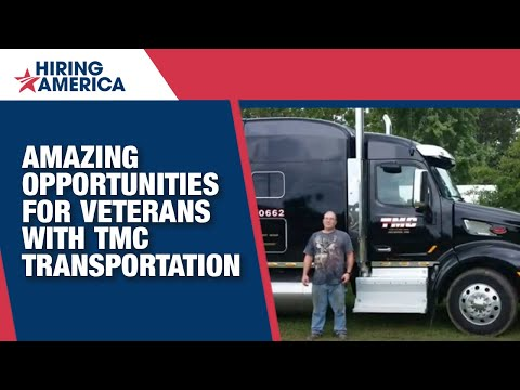 TMC Transportation, Duane Boswell, Cheryl Freauff & Devin Tanner on Hiring America