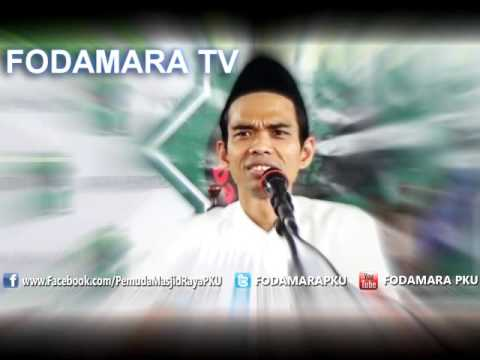 Menutup Aurat Bagi Wanita - Ustadz H. Abdul Somad Lc, MA