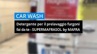 Supermafrasol - Detergente Prelavaggio by Mafra