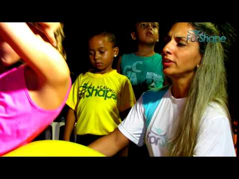 Video Forshape Day - Março - 2015, por Forshapeacademia