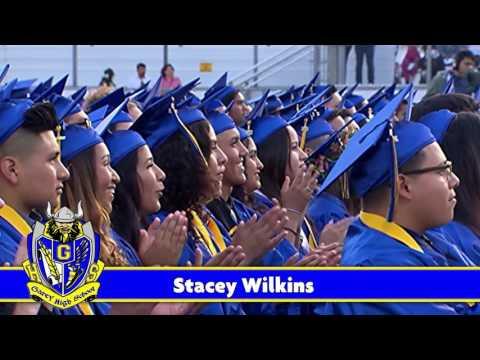 2017 Garey High School Commencement Ceremony