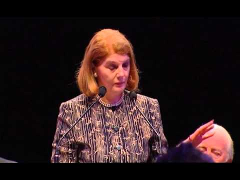 Asia Pacific Screen Awards Brisbane Launch (Part 3) - Governor of Queensland